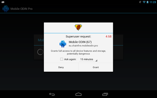 SuperSU screenshot 15