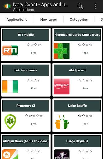 Ivorian apps