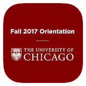 University of Chicago Fall 2017 Orientation