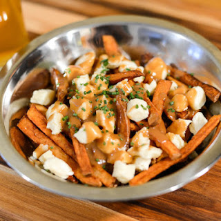Quick and Easy Poutine
