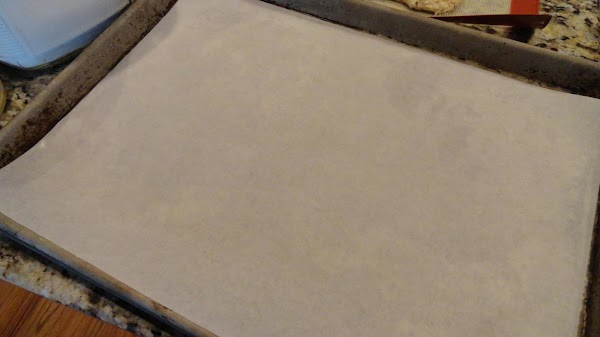 Preheat oven to 375 degree. Line a large baking sheets with parchment paper or...