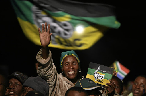 ANC leaders are determined by the agenda branches and provinces have, says the writer. /   James Oatway