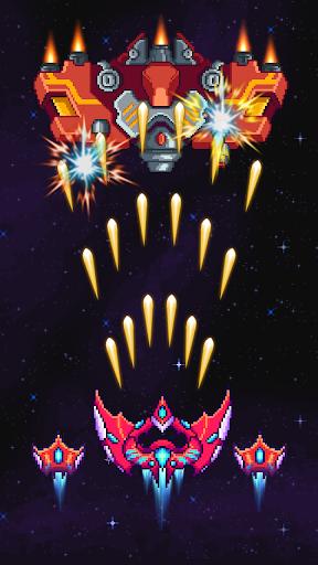 Code Triche Alien War - Space Shooter APK MOD (Astuce) screenshots 1