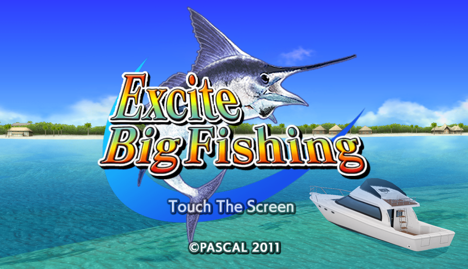 Excite BigFishing- screenshot