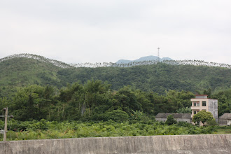 Photo: Day 209 - Another Distinctive Hillside  (China)