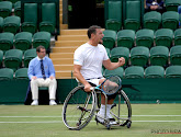 Joachim Gérard verovert zijn eerste Wimbledon-trofee in het rolstoeltennis na sterke finale!