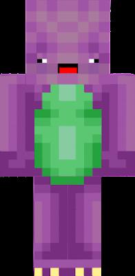 Barney Nova Skin