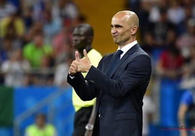 """Roberto Martinez réagit au comeback incroyable des Diables Rouges : """"Ceci en dit long sur notre groupe !"""""""