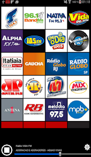 Radios Brazil- screenshot thumbnail