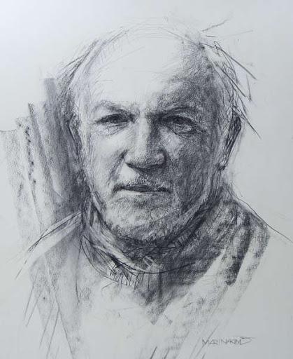 Commission a portrait by Marina Kim.
