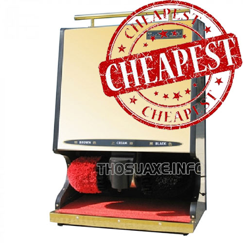 máy đánh giày cũ