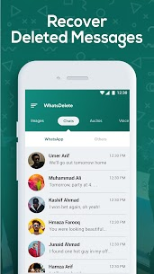 WhatsDelete: View Deleted Messages & Status saver (MOD, Pro) v1.1.40 3