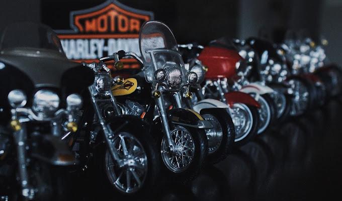 Passione Harley-Davidson di Giorgia Gerace