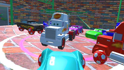 Code Triche McQueen and Friends Racing Cars & Monster Trucks apk mod screenshots 6