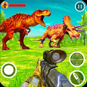 Юрский динозавр Охотник на выживание Дино 2018