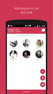 Patch  – Easy, Fast & Secure Group Calls 6
