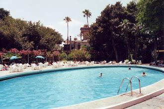 Photo: #007-La piscine du palais Manial au Caire
