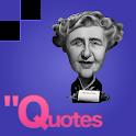 Agatha Christie Quotes icon