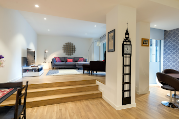 London Eye View Apartment Bloomsbury