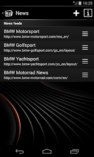 BMW Connected- screenshot thumbnail