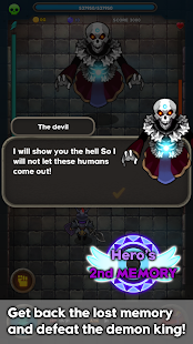 Hero's 2nd Memory : Shooting RPG Screenshot