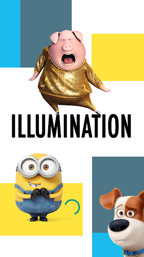 Illumination Stickers Android App Screenshot