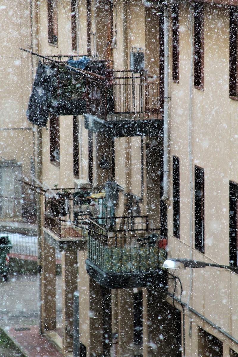 nevica solo in inverno di Gero