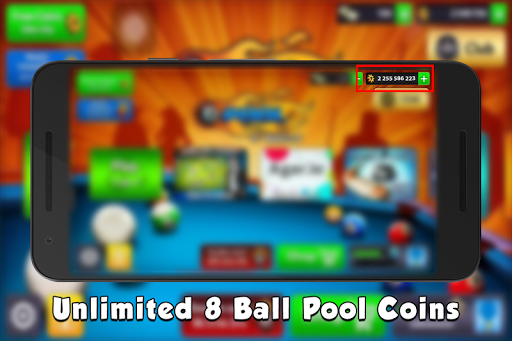 8 Ball Pool Coins prank for PC