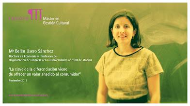 Photo: Mª Belén Usero Sánchez - Plan Estratégico @belenusero