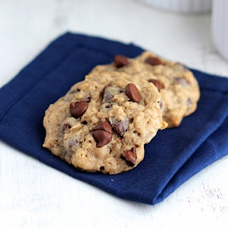 Chocolate Chip Banana Bread Cookies.