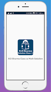 RD Sharma Class 11 Math Solution - náhled