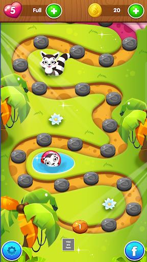 Pet Unicorn Rescue Bubble Shooter  captures d'écran 2