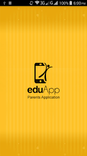 eduApp Parent Application v2 - náhled
