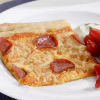 EatingWell's Pepperoni Pizza