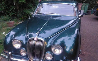 Jaguar S Type 3.8 Rent Greater London