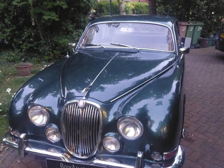 Jaguar S Type 3.8 Hire London