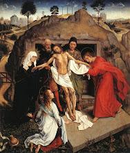 Photo: Entombment of Christ, 1450