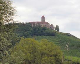 Photo: die Burg Lichtenberg bei Oberstenfeld