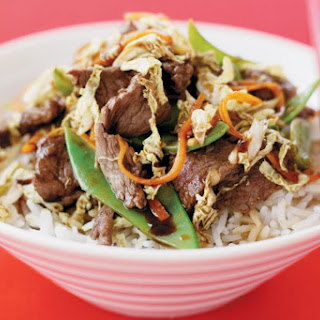 Indonesian-style Stir-fry
