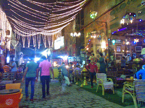 Photo: islamic cairo, uno de los barrios más turísticos y vistosos.