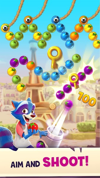 Bubble Island 2 - Pop Shooter Screenshot Image