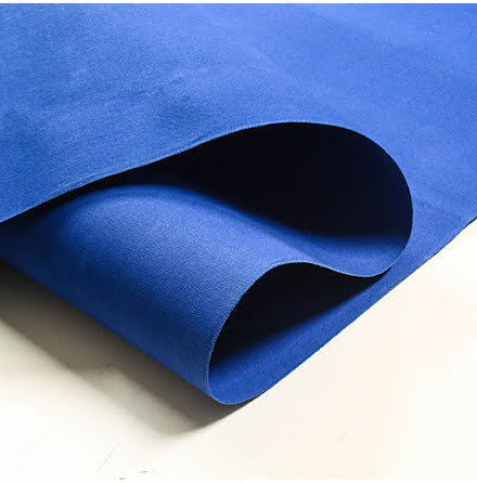 Stolssitsväv - blå