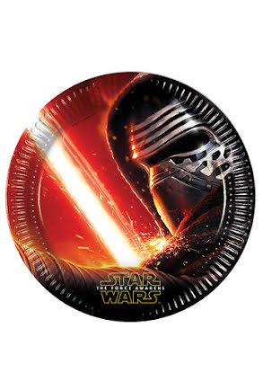 Star Wars The Force Awakens Tallrik