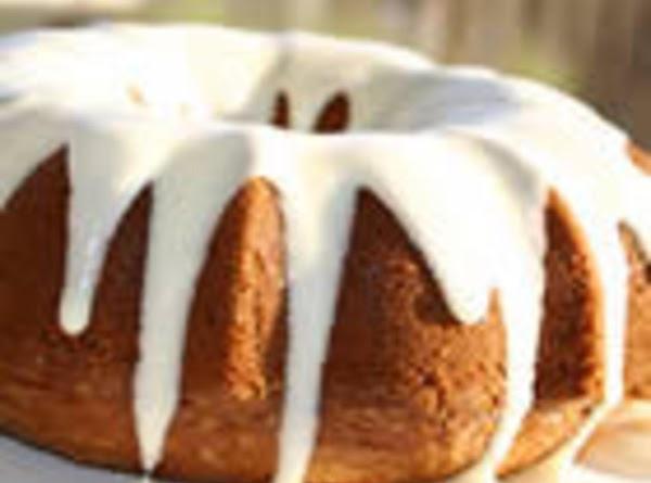 Banana Rama Bundt Cake Recipe