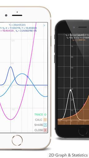 Graphing Calculator (X84) 2.0 screenshots 3