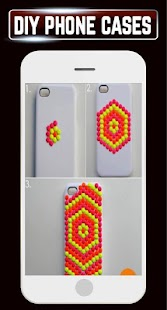 DIY Phone Cases Make Home Idea Craft Project Desig - náhled