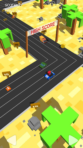 Lane Racer - screenshot