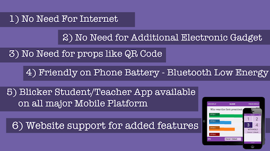 Blicker Bluetooth For Students- screenshot thumbnail
