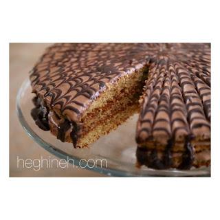 Gluten Free Honey Cake