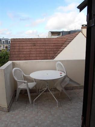 Location appartement 2 pièces 24 m2